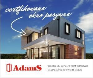 Okna PVC - AdamS
