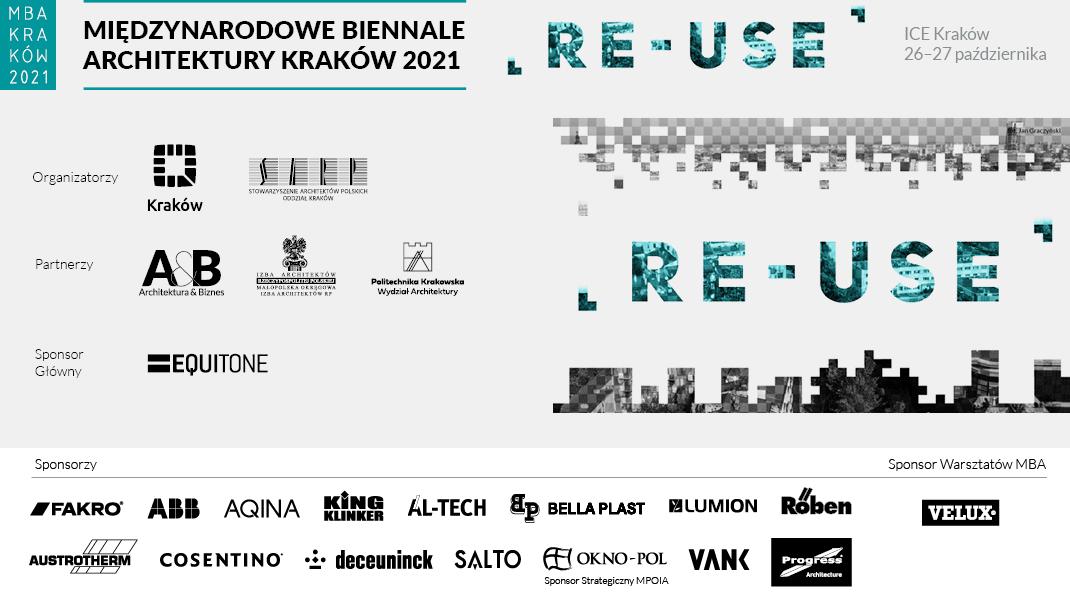 Międzynarodowe Biennale Architektury Kraków 2021