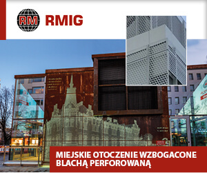 RMIG jest największym producentem blach perforowanych na świecie