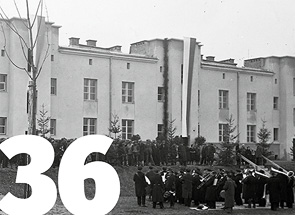 """Wystawa pt.""""Tożsamość. 100 lat polskiej architektury"""""""