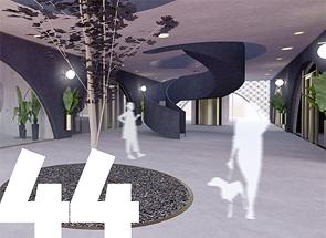 Sensualna Przestrzeń Architektoniczna