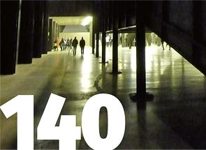 """instalacje site-specific — """"How It Is"""" w Tate Modern oraz""""[(.;,:?!-…)]"""" wMuzeum Śląskim w Katowicach"""