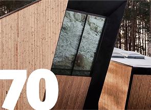 drewno – materiał przyszłości, architektura z drewna, drewno w architekturze