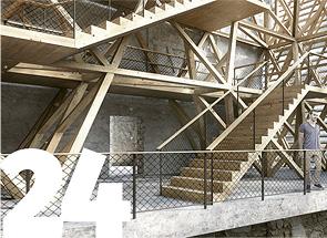 """Z cyklu pt. """"Mistrzowie Architektury"""" — Tobias iGabriel Wulf (wulf architekten)"""