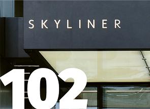 Skyliner, proj.: APA Wojciechowski Architekci
