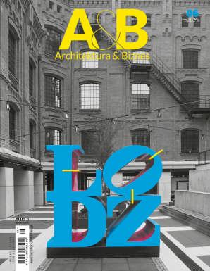 A&B 06|2021 - Łódź – regeneracja miasta przemysłowego