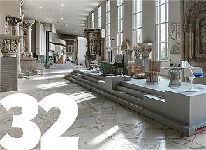 """Wystawa pt. """"Le Mobilier d'architectes, 1960–2020"""""""