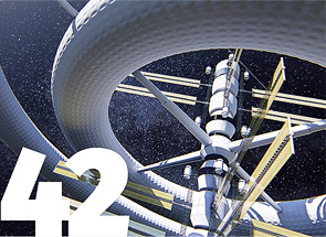 """Stacja Kosmiczna """"Lem"""" [42] Konkurs """"Najlepszy Dyplom ARCHITEKTURA"""""""
