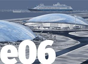 Terminal pasażerski lotniskaprzyszłości - Łucja JANIK