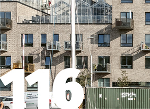 Harbour Houses, projekt: ADEPT/Luplau Poulsen