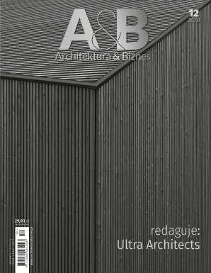 A&B 12|2020 - redaguje: Ultra Architects