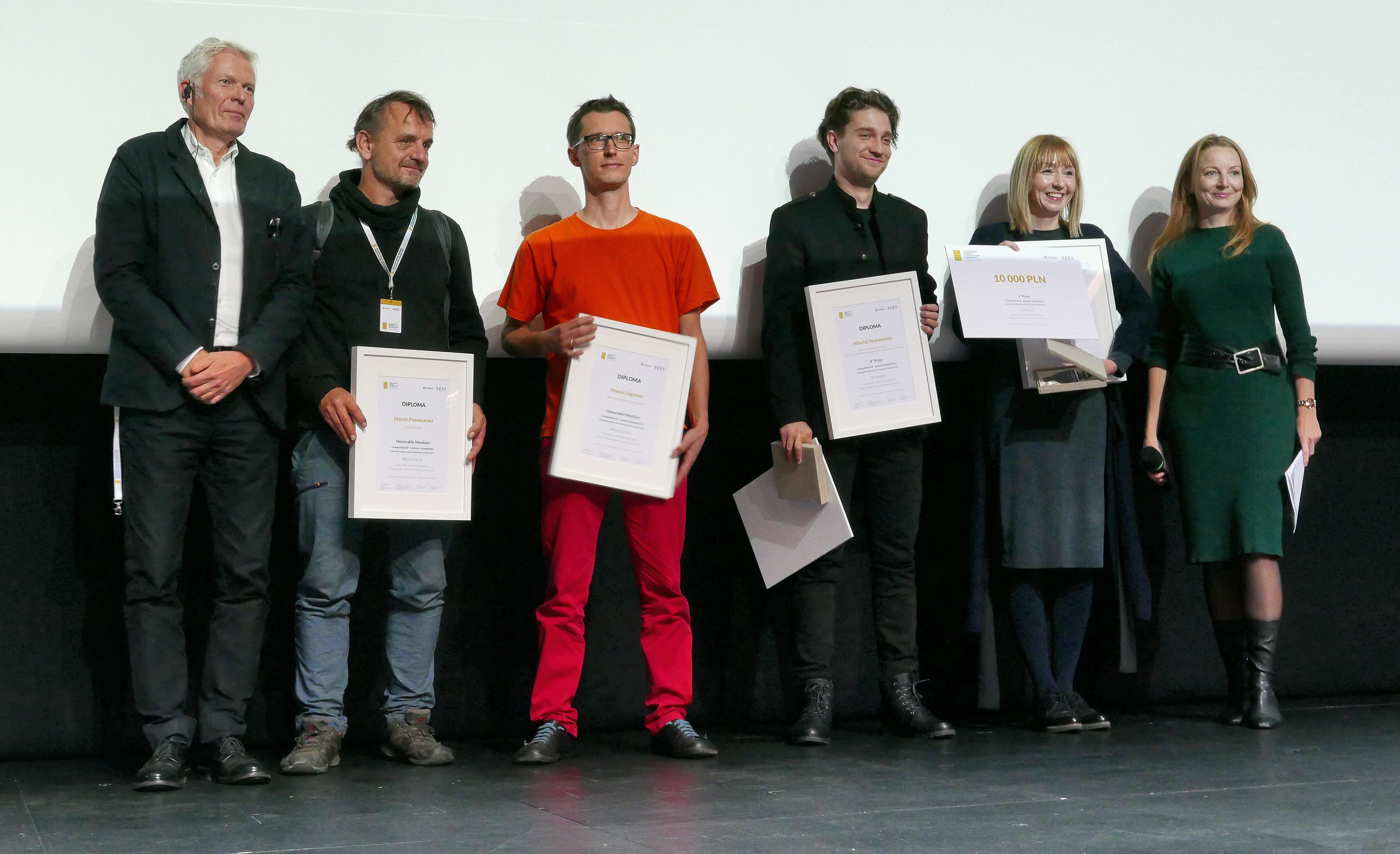 laureaci Konkursu BMBA 2019