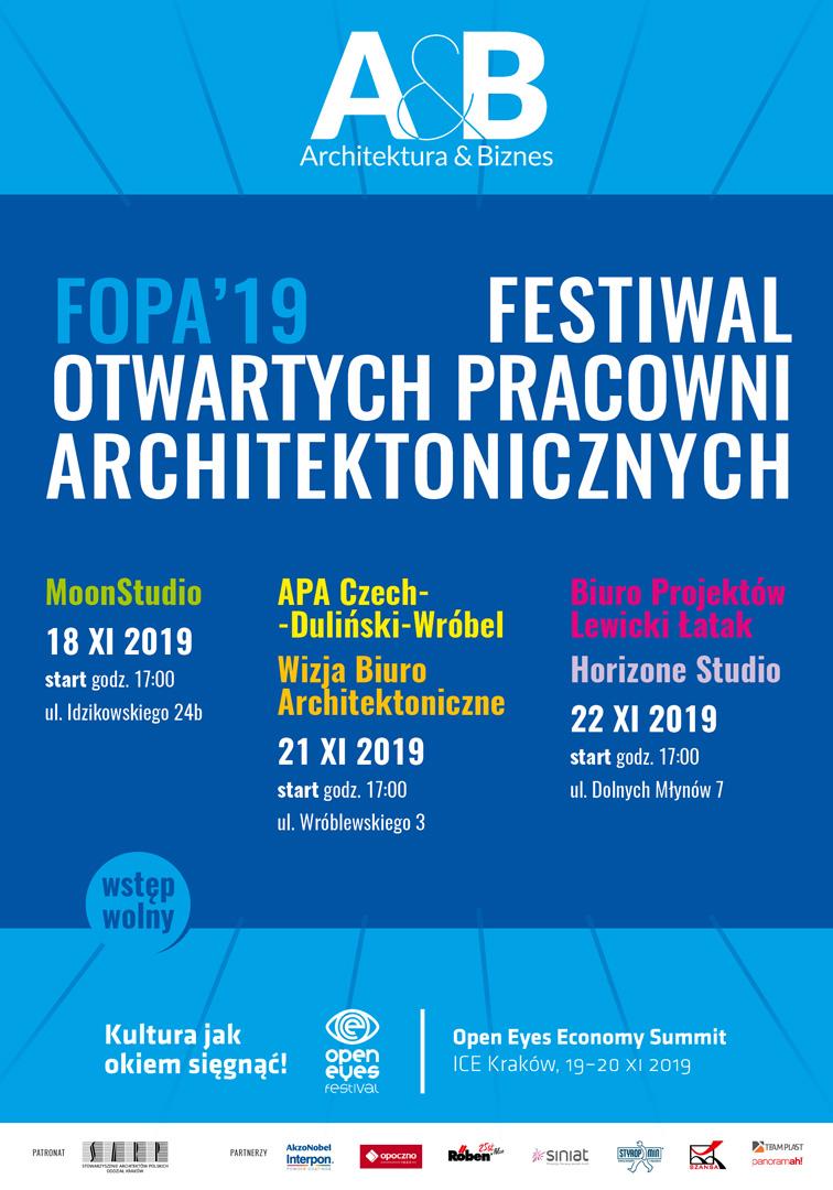 organizaorzy ipartnerzy FOPA2019