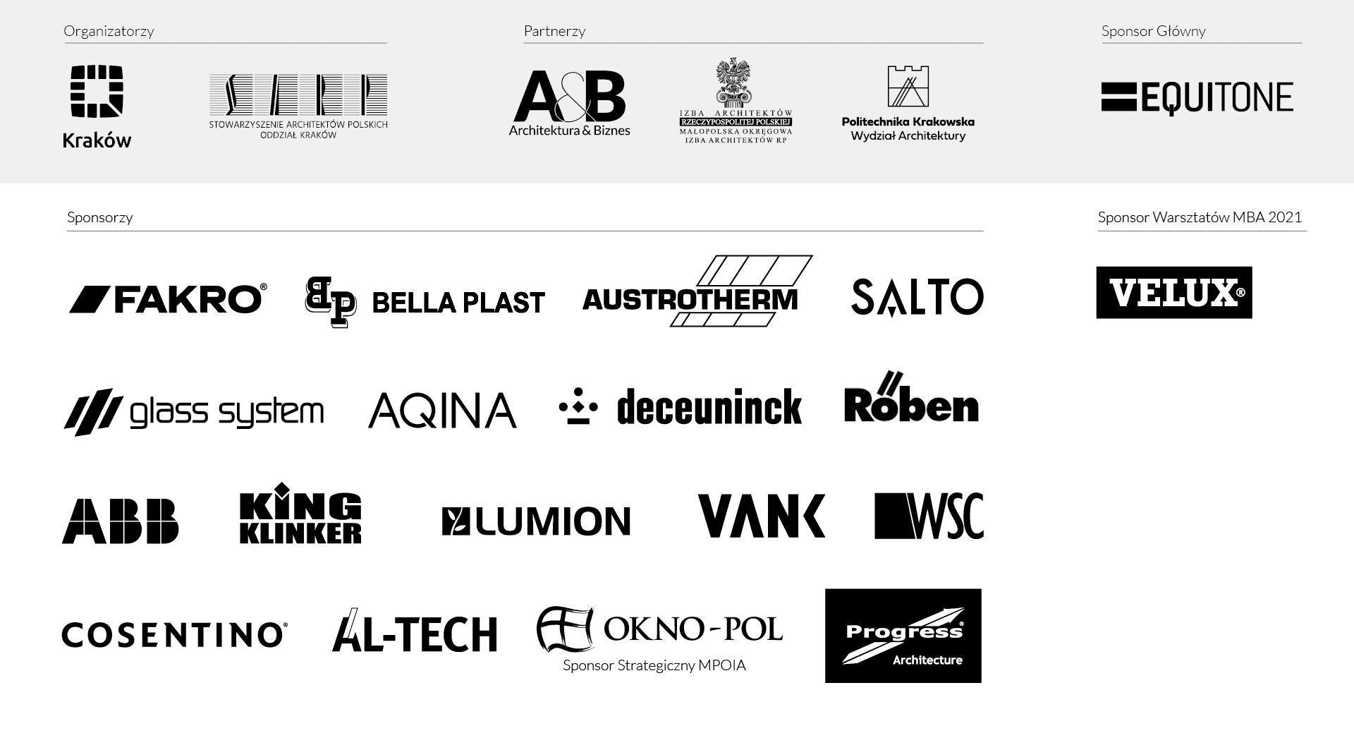 partnerzy MBA 2021 Kraków
