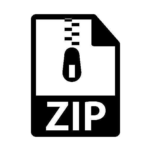 Archiwum .zip z wariantami logotypów magazynu A&B